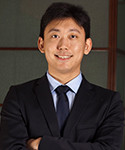 Edmund Lee, President and CEO of Caylum Trading Institute