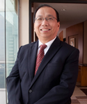 Edward Lee, Chairman of COL Financial
