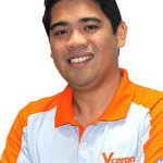 Paulo Tibig, President and CEO of Vcargo Group