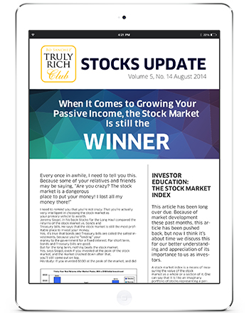 Stocks Update  Newsletter