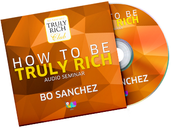 How To Be Truly Rich