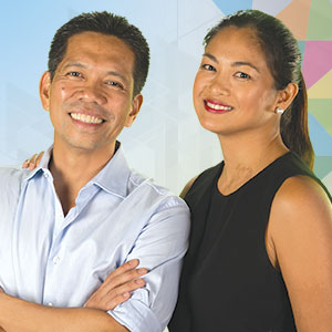 Ardy Roberto and Miriam Quiambao-Roberto on 'Money and Marriage'