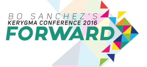 Bo Sanchez' Kerygma Conference - Forward