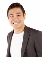 Anthony Pangilinan , International Speaker and Chief Trainer of Inspire Leadership Consultancy.