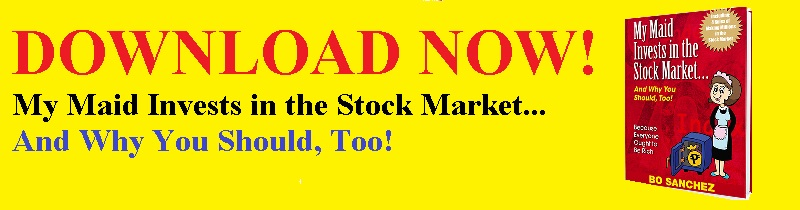Download the free eBook 'My Maid Invests in the Stock Market'