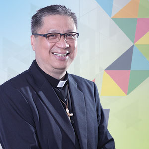 Fr. Dave Concepcion, Sta Maria Goretti Parish Priest