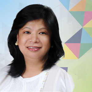 Pinky Medina, Executive Director, Venture for Fundraising